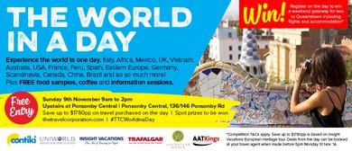 Around The World In A Day - World Markets