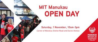 MIT Manukau Open Day