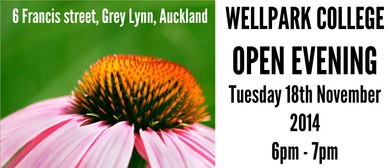 Wellpark College Open Evening