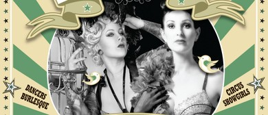 Tease & Trouble's Cabaret Spectacular: A Tantalising Tease