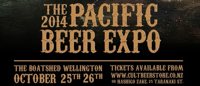 Pacific Beer Expo