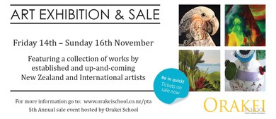 Art Exhibition & Sale