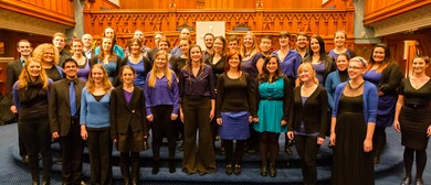 Wellington Young Professionals Choir - 'Home'
