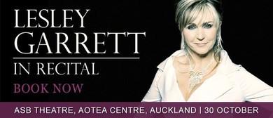 Lesley Garrett in Recital