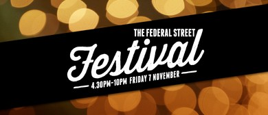 The Federal Street Festival