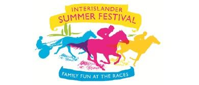 Interislander Summer Festival Nelson Harness Races