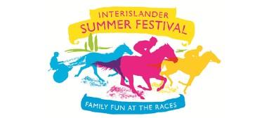 Interislander Summer Festival Riccarton Park Races