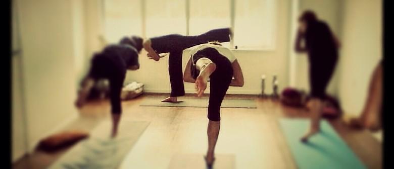 Opua Yoga Class