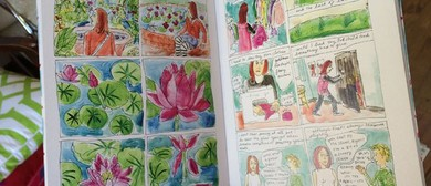 Sarah Laing / Zines and Comics - One Day Workshop