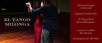 El Tango Milonga