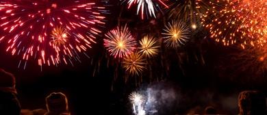 Starlight Cinema Fireworks Extravaganza