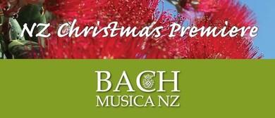 Bach Musica - NZ Christmas Premiere