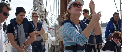 Harbour Sailings on Tall Ship Breeze
