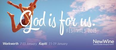 New Wine Festival Kapiti