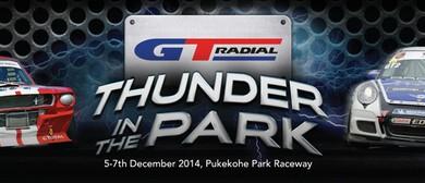 GT Radial Thunder in the Park