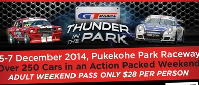GT Radial Thunder in the Park