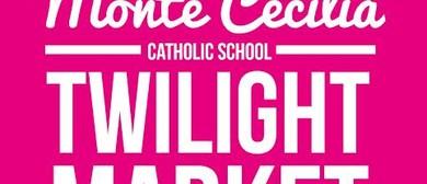 Monte Cecilia Twilight Market