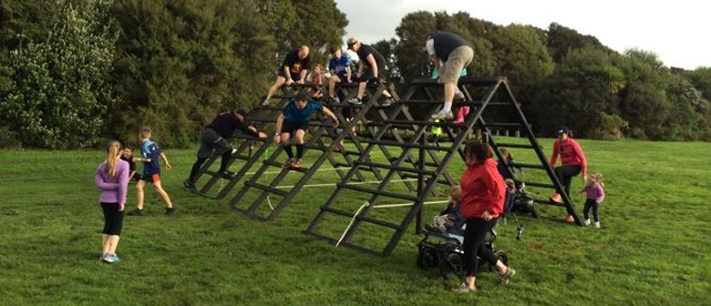 Charity Obstacle Course Run