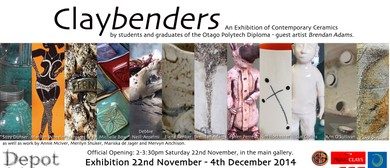 Auckland Studio Potters: Claybenders