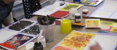 Adult Studio Workshop: New Textures