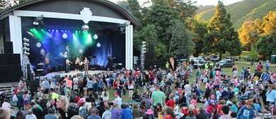 Carols in the Park — Upper Hutt