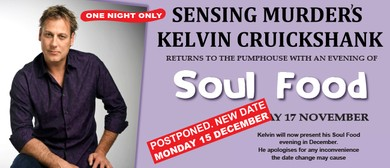 Soul Food - An Evening with Kelvin Cruickshank