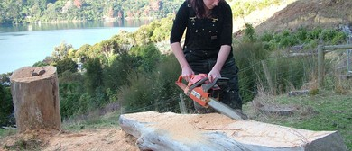 Beginners Wood Sculpture Workshop with Anna Korver