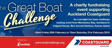 The Great Boat Challenge