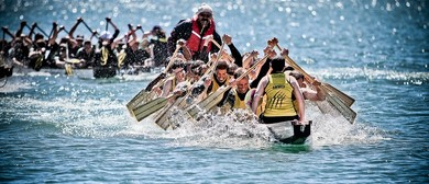 NZCT Wellington Dragon Boat Festival