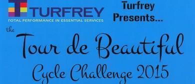 Tour de Beautiful Cycle Challenge