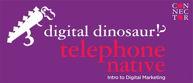 Digital Dinosaur? Intro to Digital Marketing