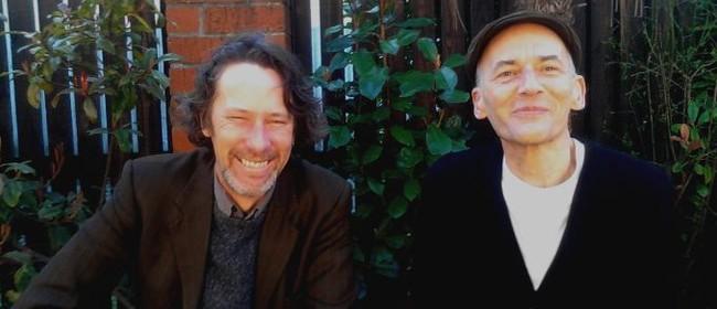 Jon Hooker and James Wilkinson