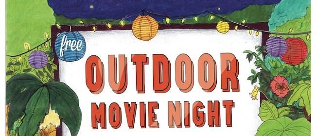 Outdoor Movie Night: Beetlejuice