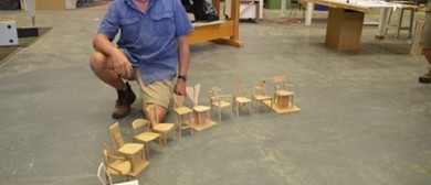 Michael Fortune Master Class - Chair Design