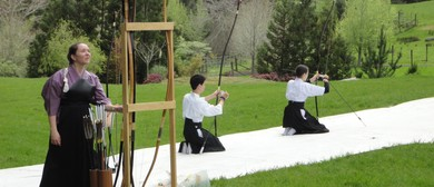 Kyudo - Japanese Archery