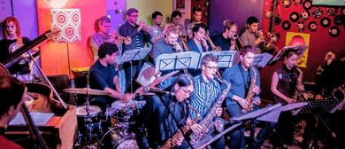 Wellington Mingus Ensemble on Tour