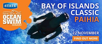State New Zealand Ocean Swim Series - Bay of Islands Classic