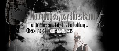 Check The Oil NZ Tour - Auckland Blues Club