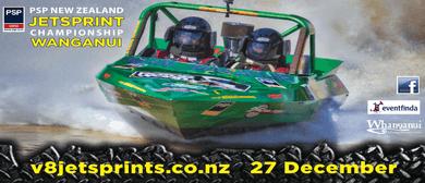 PSP NZ Jetsprint Championship Round 1