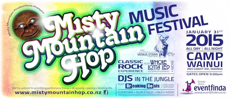 Misty Mountain Hop Music Festival