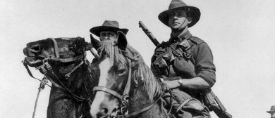 Anzac 100 Years 100 Horses Ride