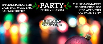 Party In The Vines 2014