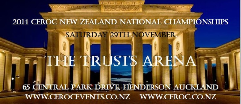 2014 Ceroc New Zealand National Championships
