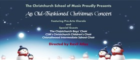 An Old-Fashioned Christmas Concert