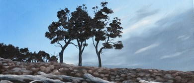 Beach, Bush and Beyond - Oil paintings by Roger Dowman