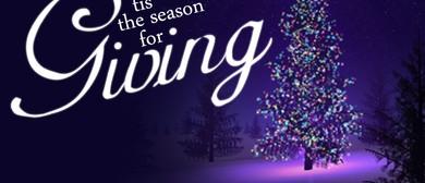 Community Christmas Giveaway Gala