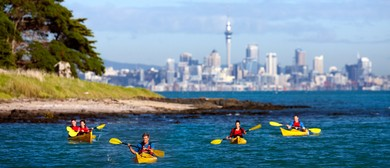 Day Kayak Tour - Rangitoto Island
