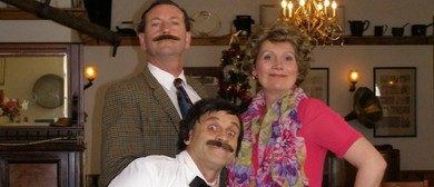 Staff Christmas Party Faulty Towers
