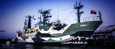 Sea Shepherd Ship Tours