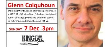 Wairarapa Word & Glenn Colquhoun